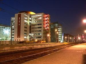 La nouvelle gare de Grenoble