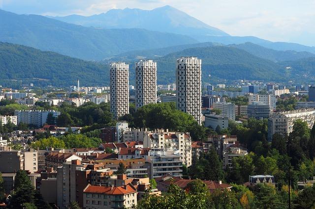 Appartement à vendre à Grenoble - Achat appartement Grenoble 38000