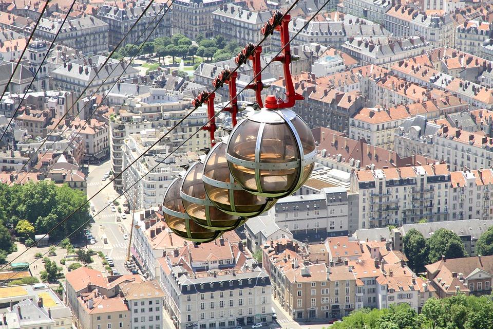 Vivre à Grenoble